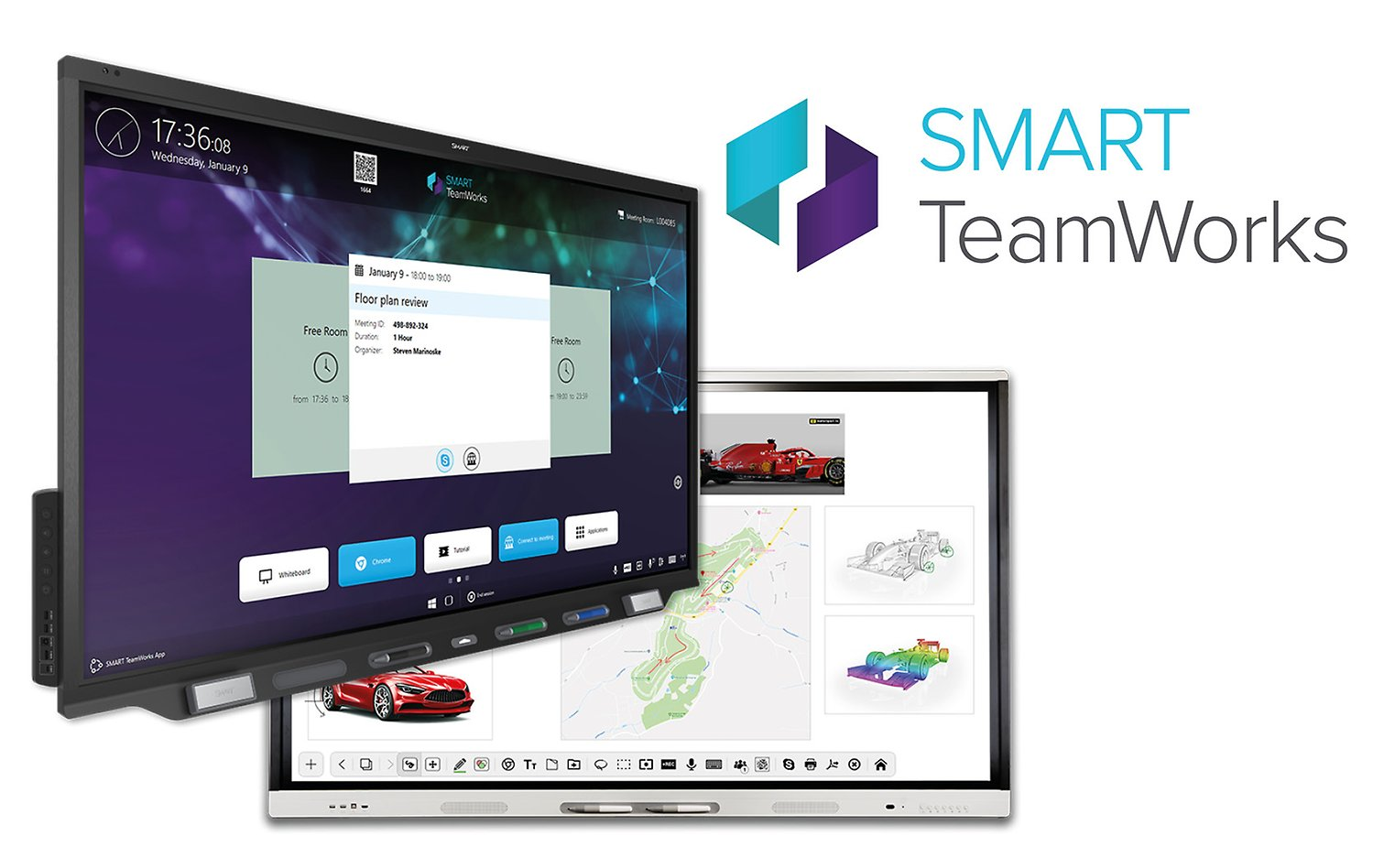 SMART TeamWorks mjukvara